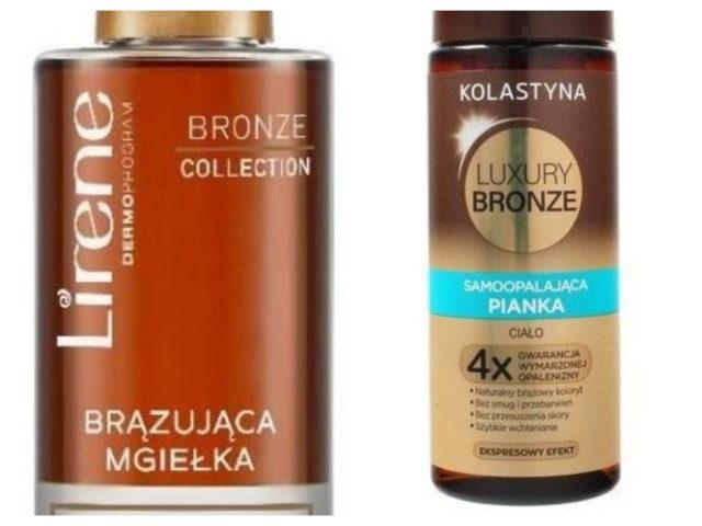 Kosmetyki brązujące – co najlepiej wybrać?
