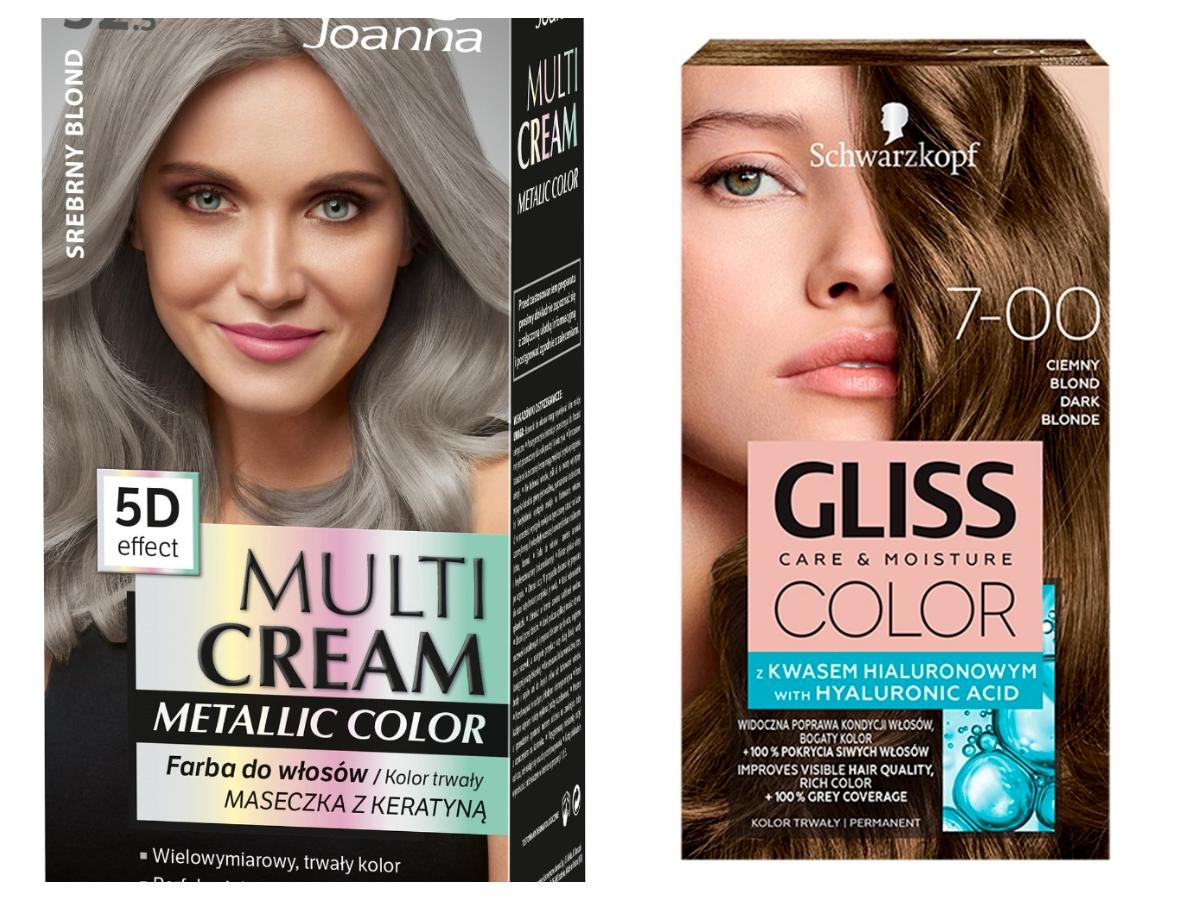 Farby do włosów zimne odcienie